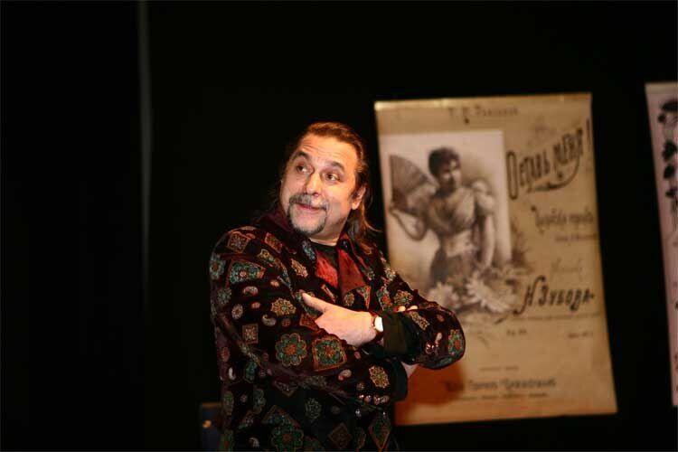 """У 2007 році Крикунову присвоїли звання """"Народний артист України"""""""
