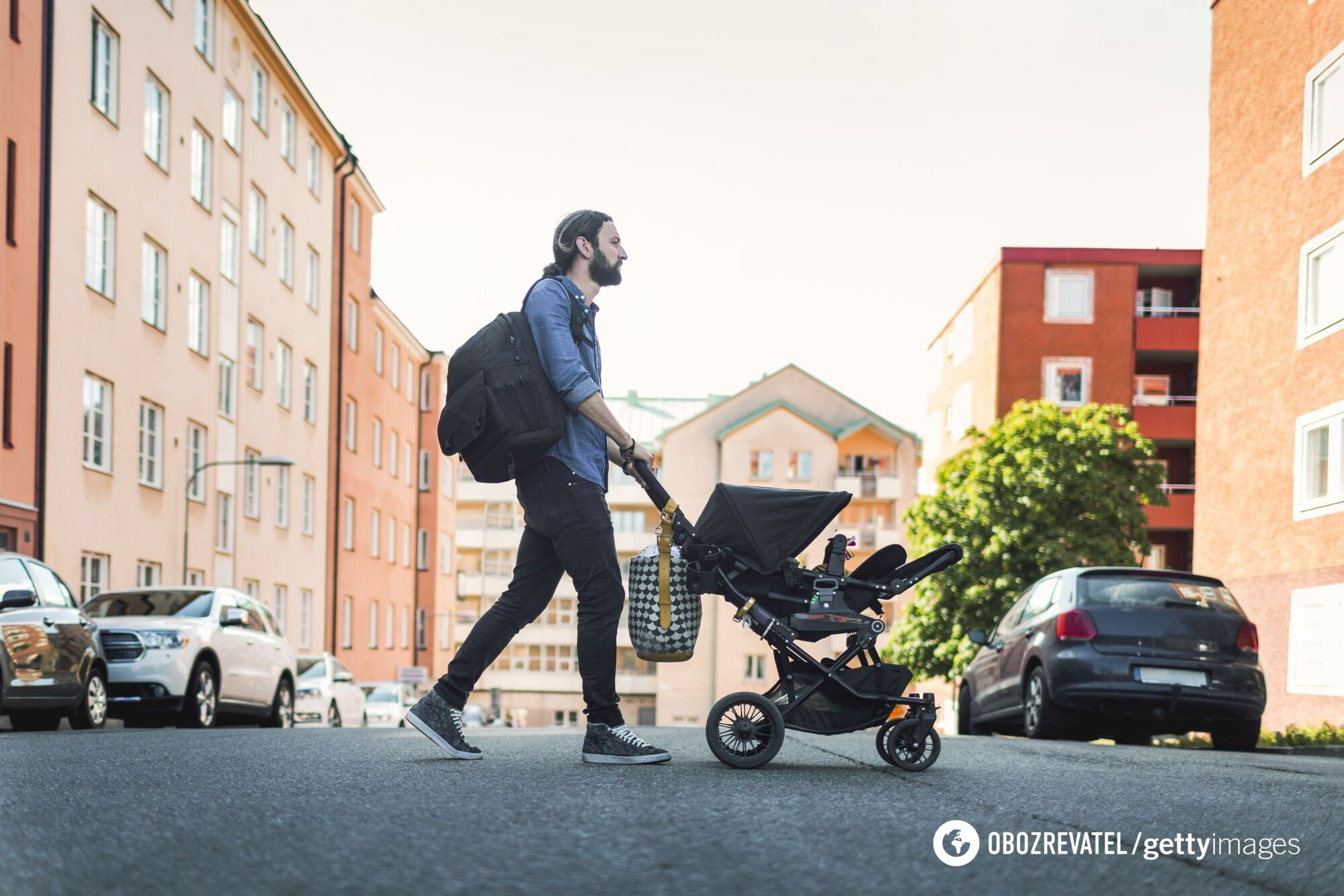 """Чому жінки з дітьми """"зайві"""" в умовах сучасного міста?"""
