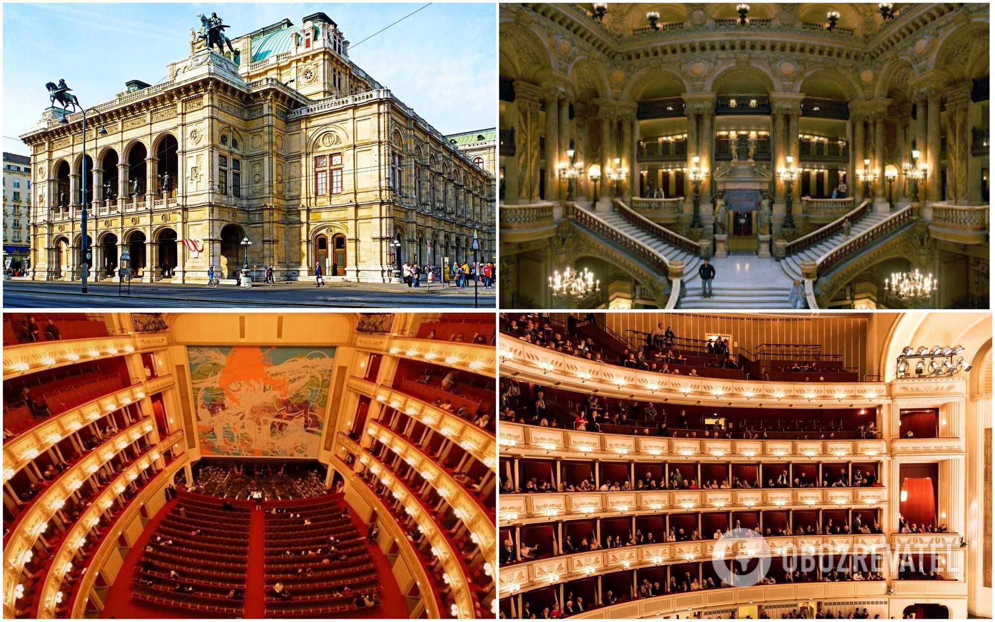 Віденська опера є однією з найзнаменитіших і найдивовижніших будівель австрійської столиці.