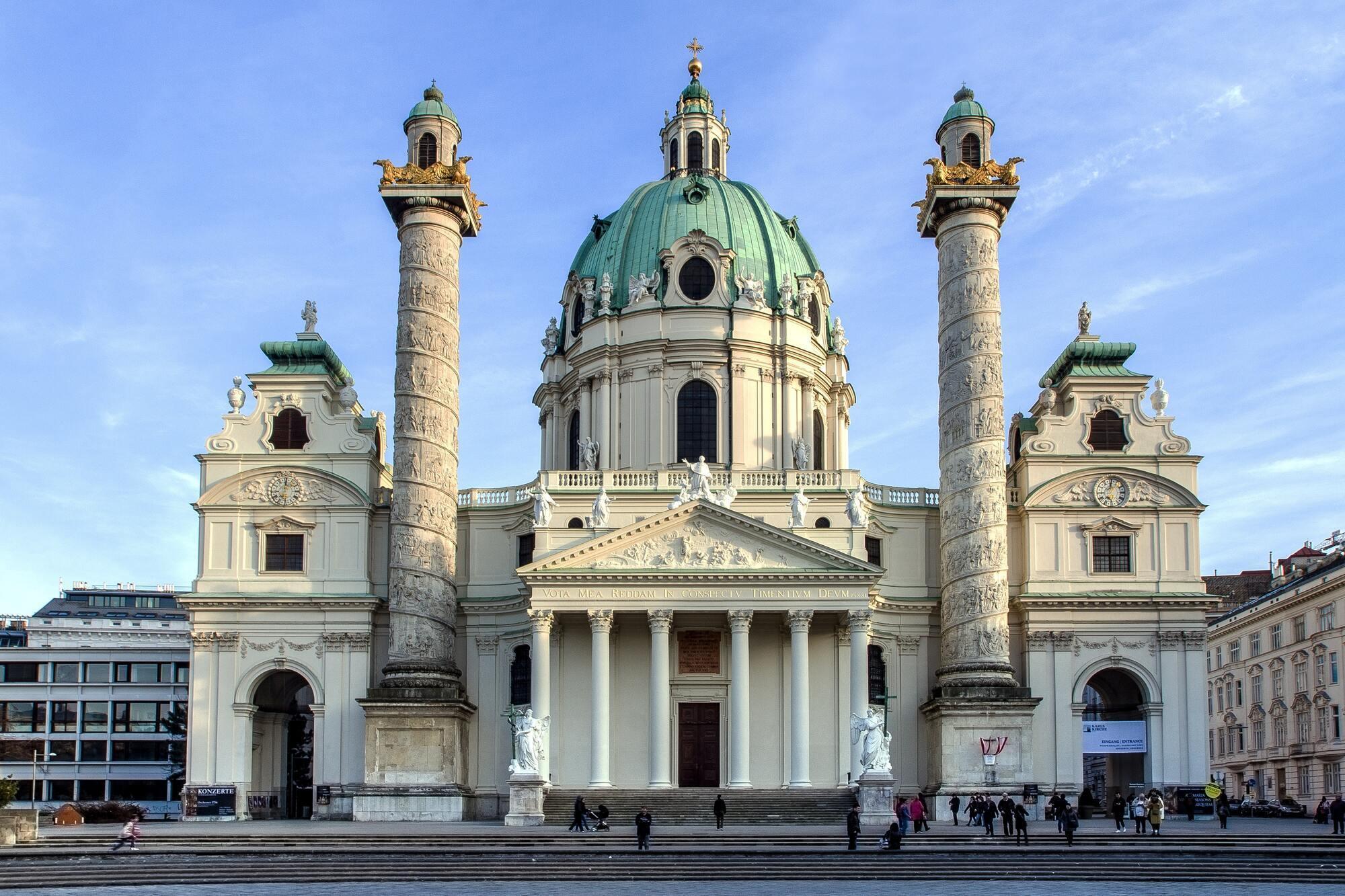 В Австрії, як і в інших країнах Європи, величезний вибір житла.