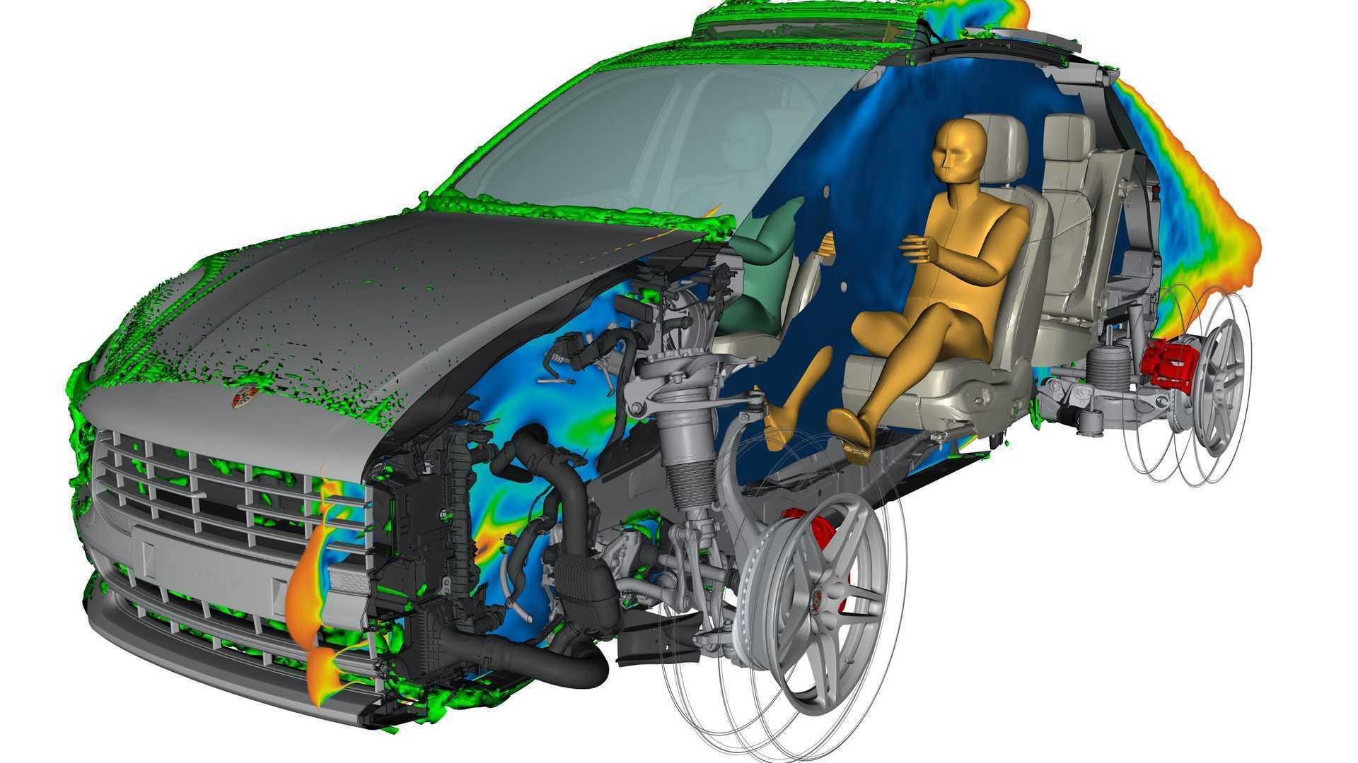 Візуальна модель майбутнього електрокара