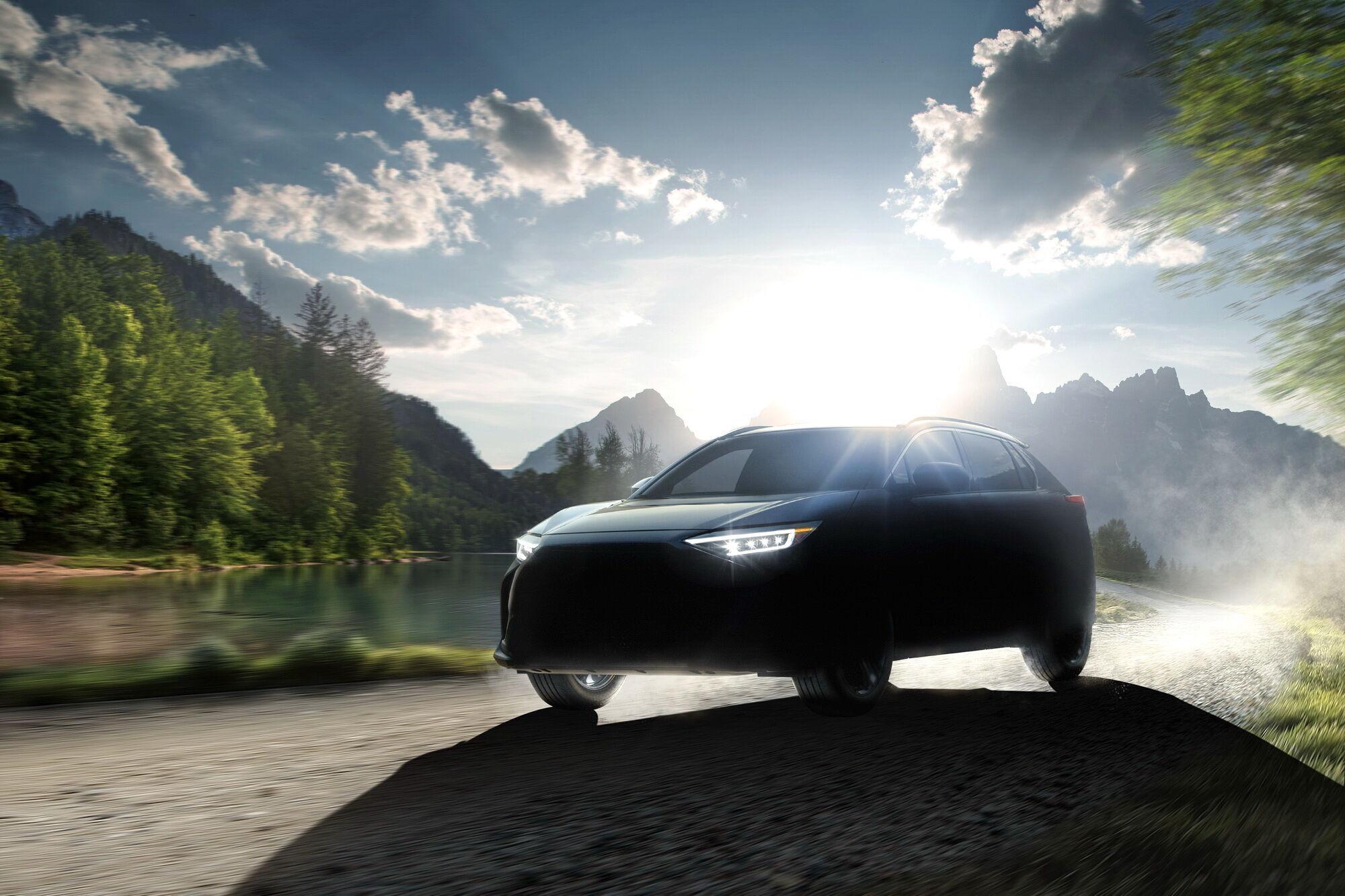 Первый полностью электрический SUV станет глобальной моделью С-сегмента