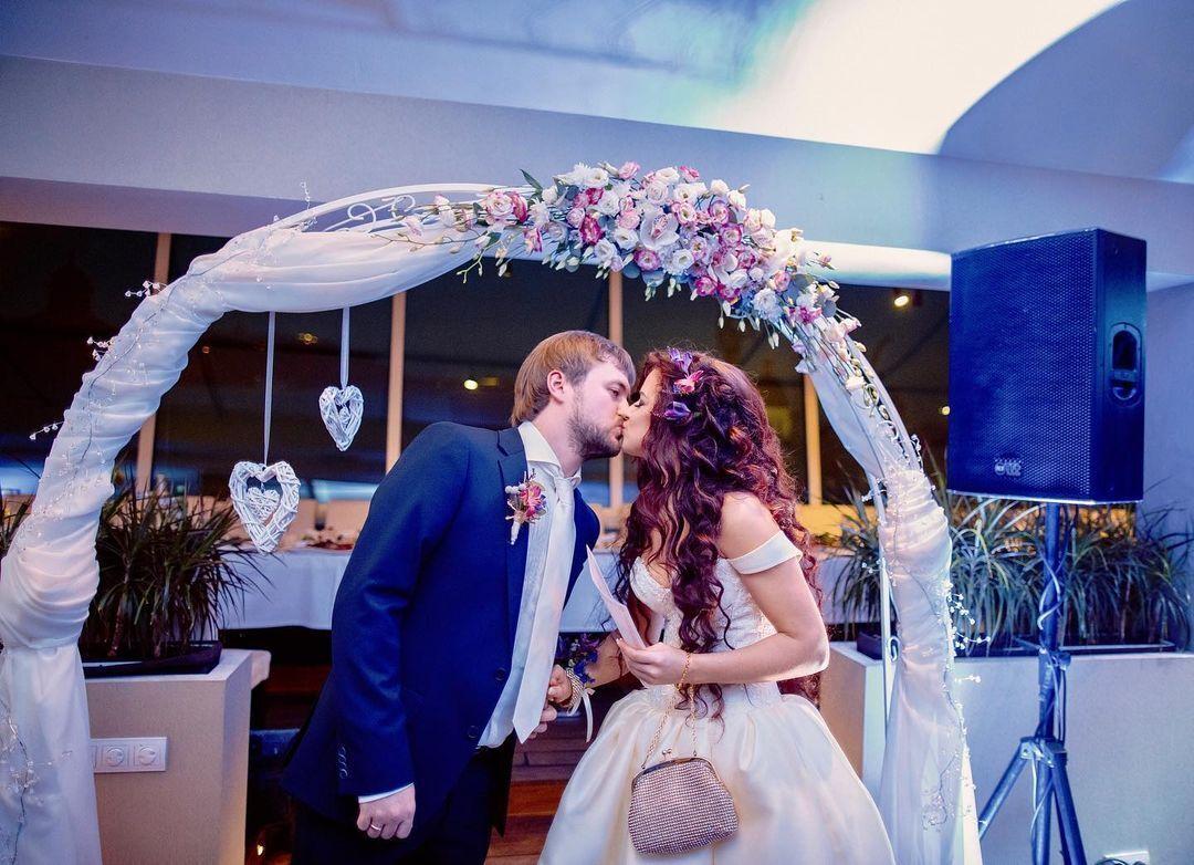 Свадьба Михаила Хомы и Ярославы