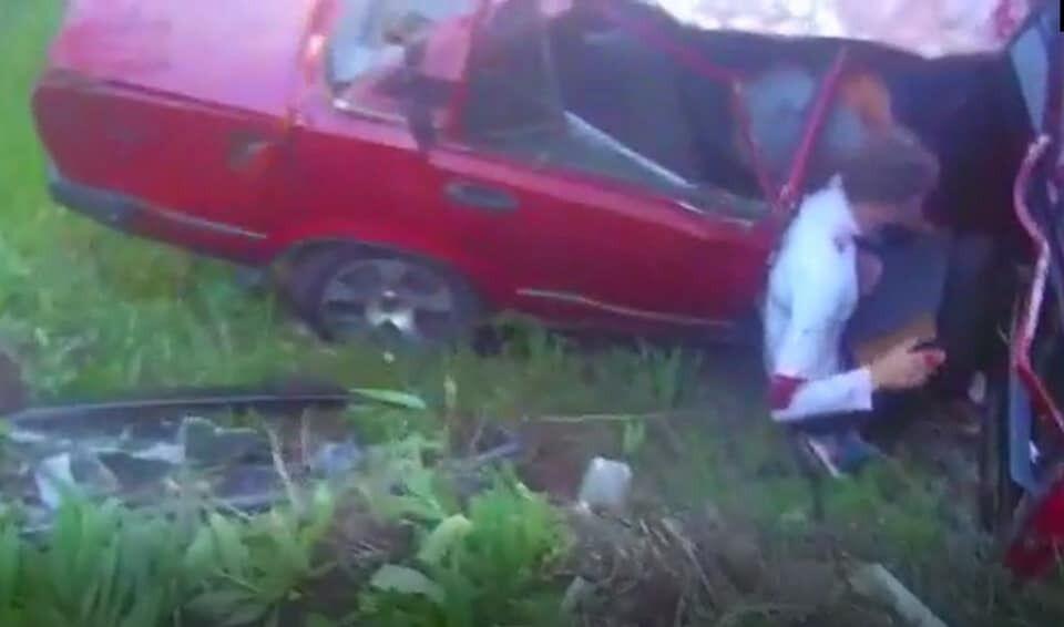 Смертельна аварія на Київщині.