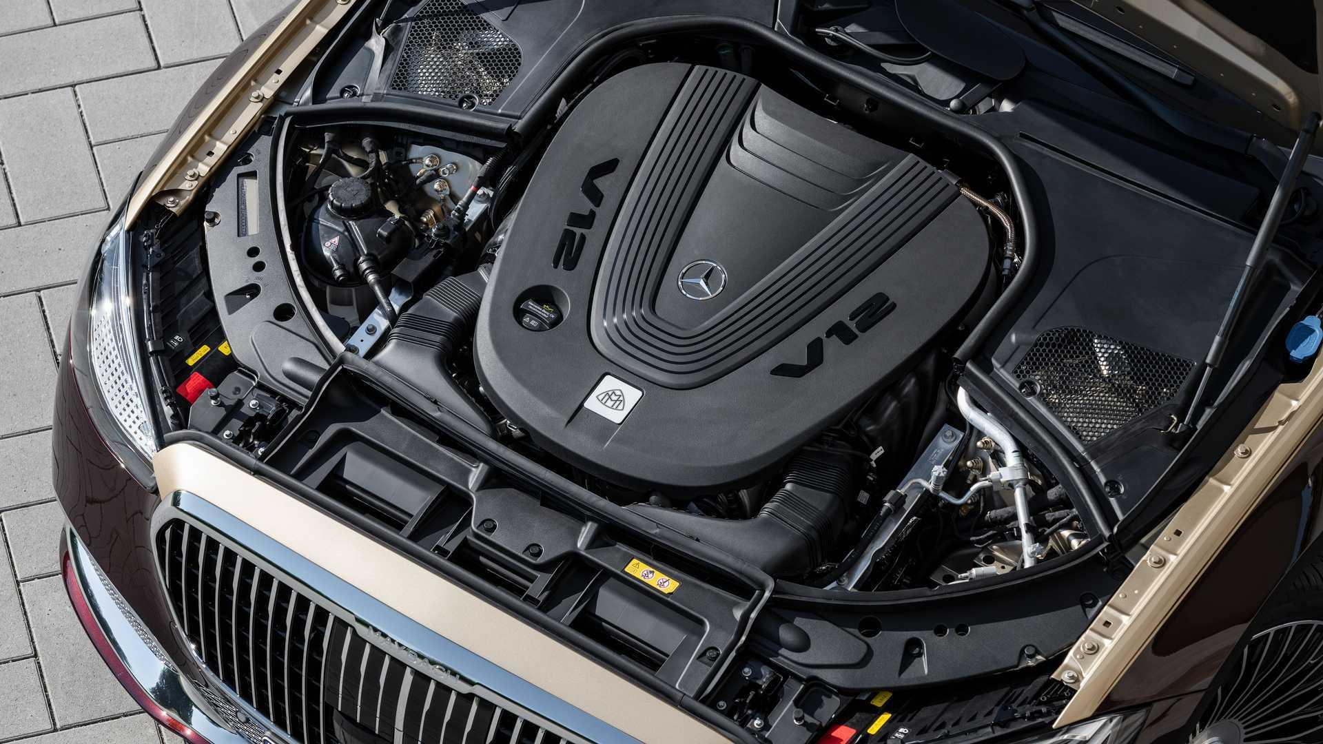 Двигатель V12, который возможно будет выдавать больше 600 л.с.