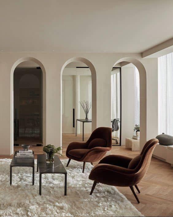 Финальным дополнением любого образа интерьера послужат аксессуары и декоративные предметы