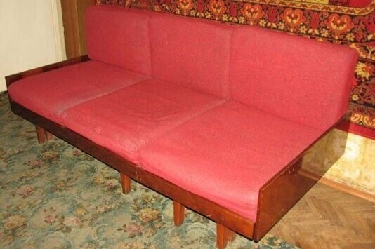 Старі радянські ліжка ще досі використовуються