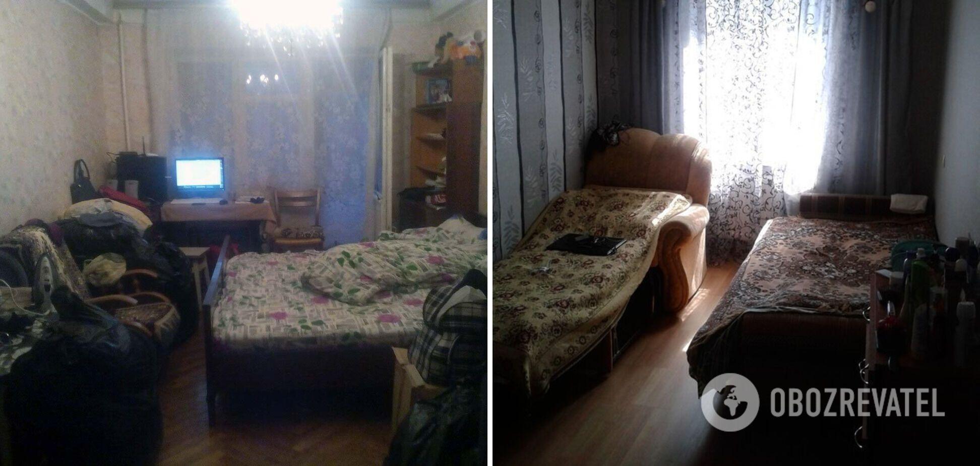 Спальні загромаджували непотрібними меблями