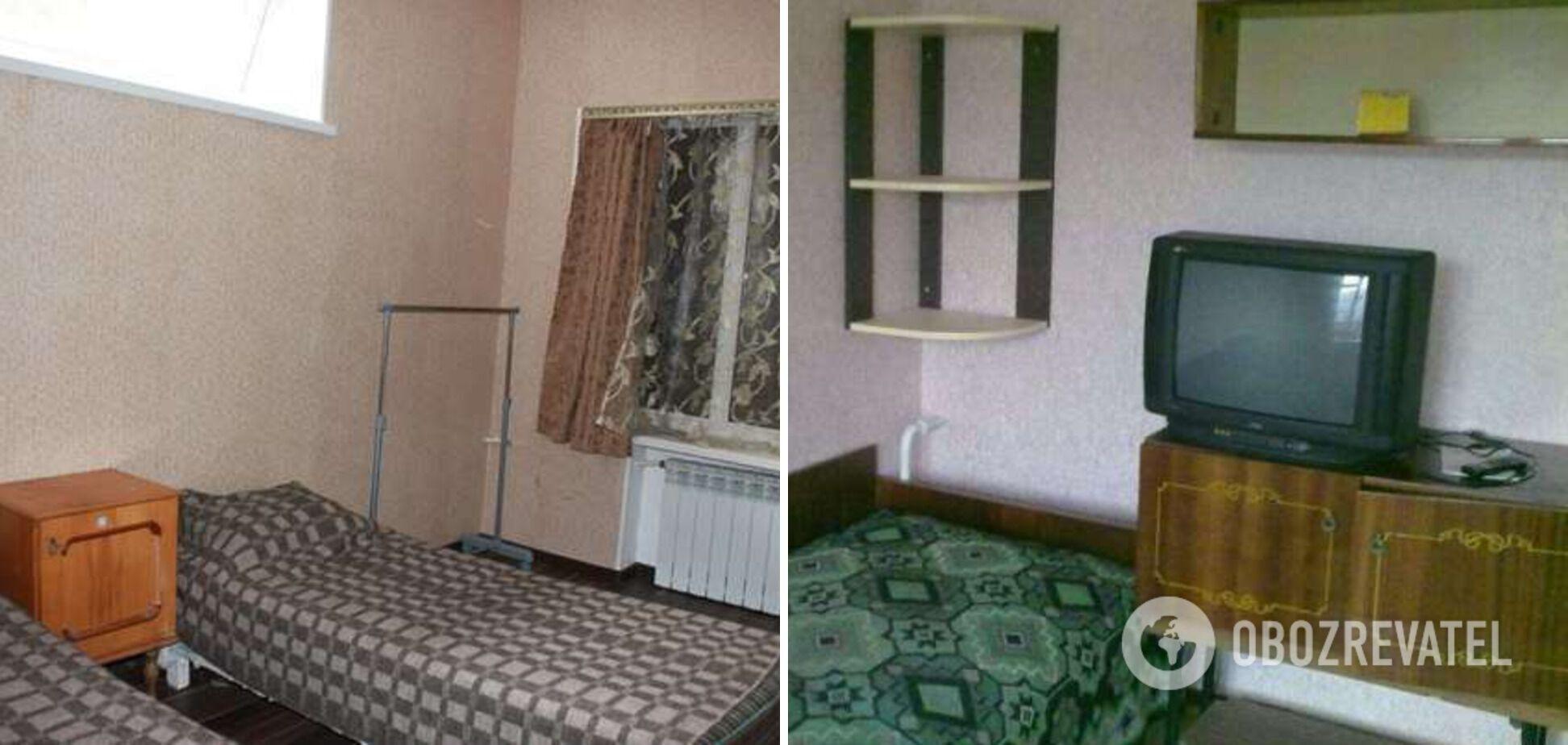 Деякі квартири були оформленні у готельному стилі