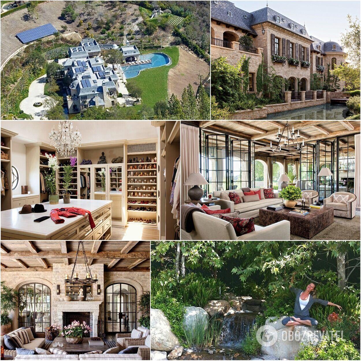 Известная бразильская супермодель Жизель Бюндхен живет вместе с футболистом Томом Брэди.