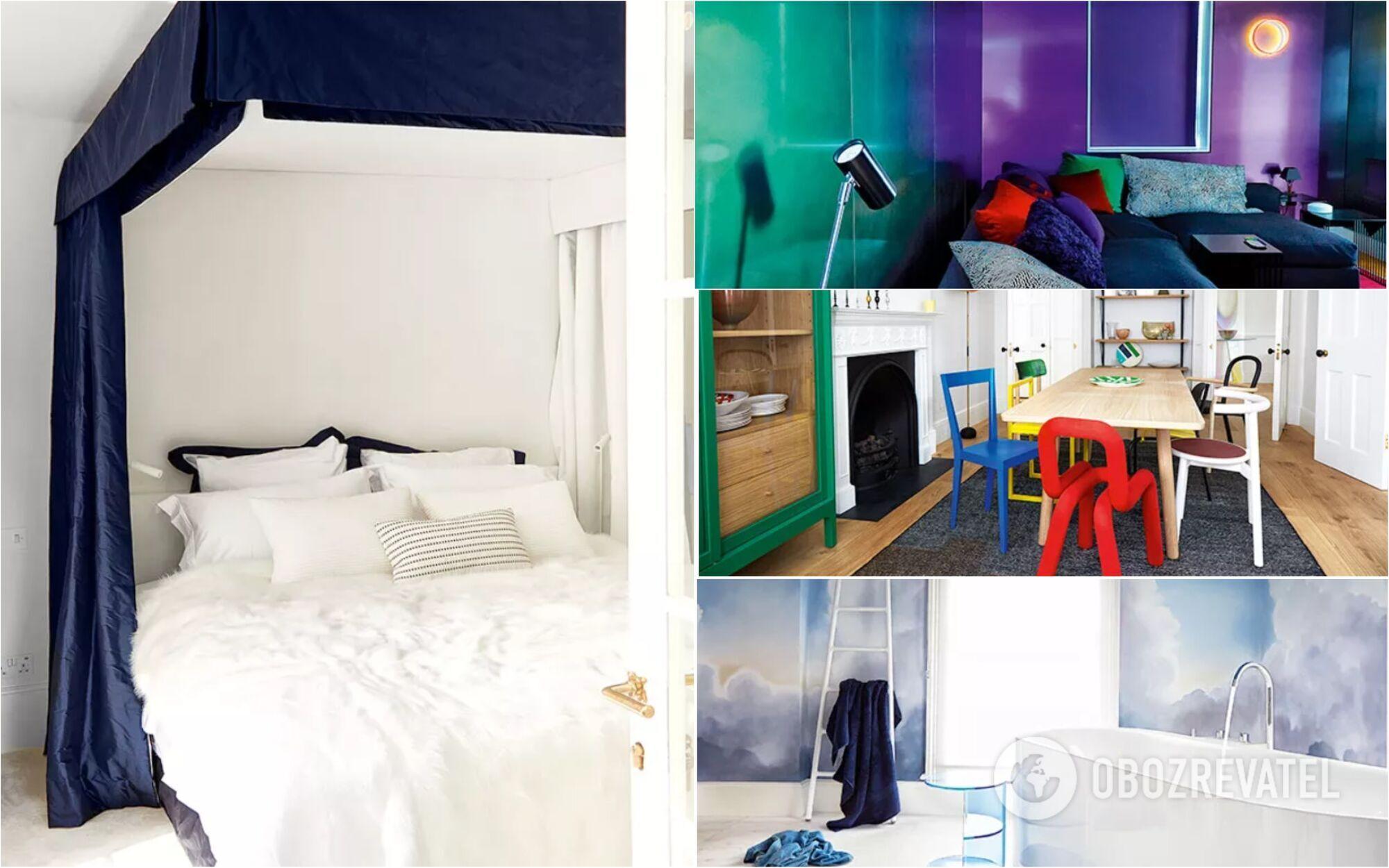 Дом Кары Делевинь в Лондоне – проект бюро Waldo Works.