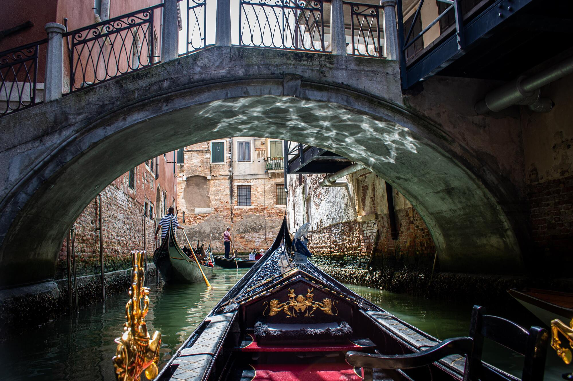 Венеція сама по собі – місто-пам'ятка.