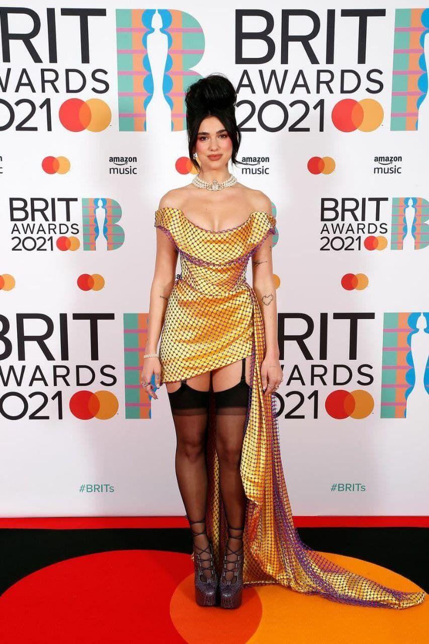 Пройшла британська музична премія Brit Awards 2 021