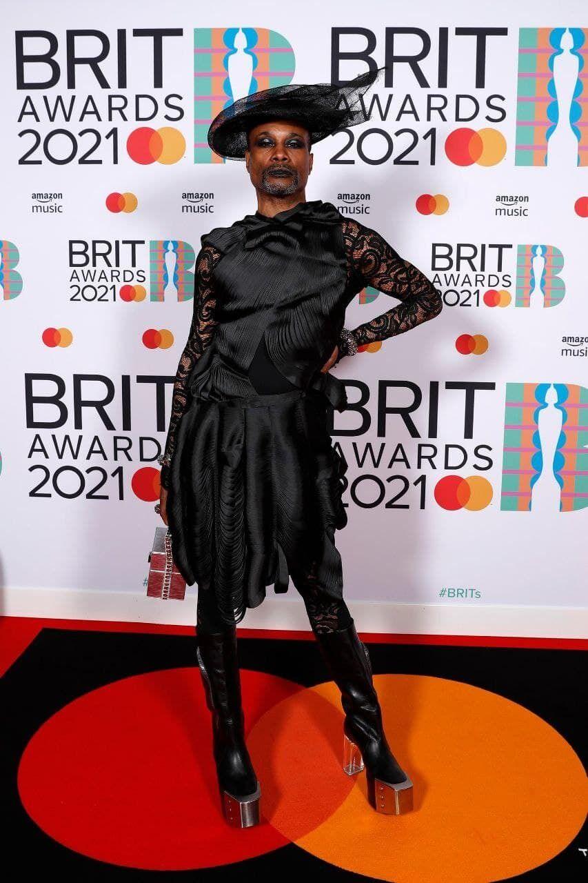 У Лондоні відбулася Brit Awards 2021