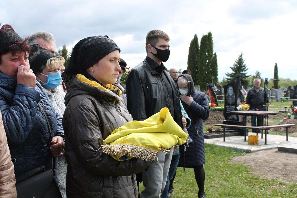 Родные Виктора Городниченко.