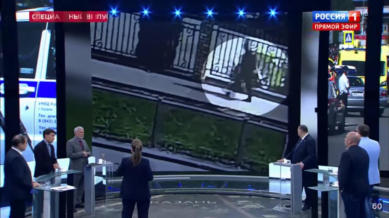 Ефір програми на росТБ про стрілка
