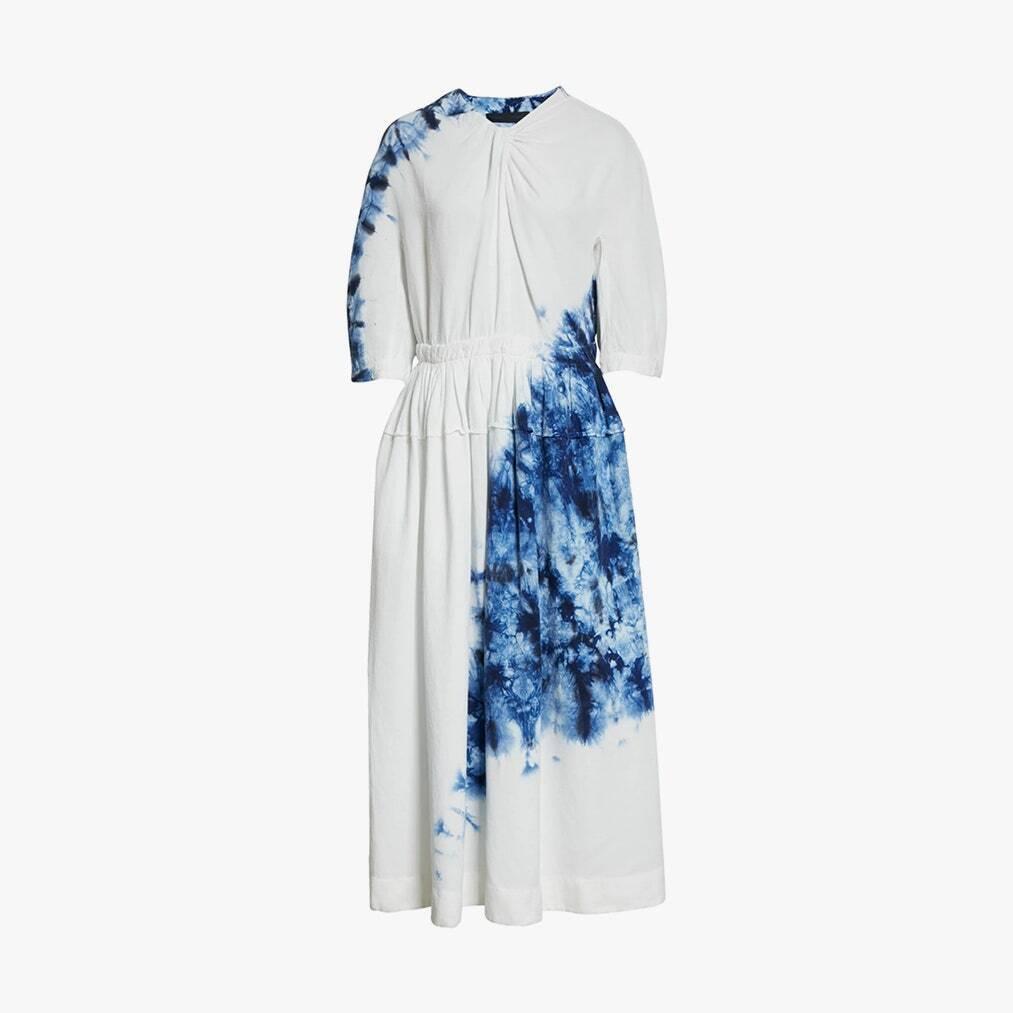 Платье миди Proenza Schouler.