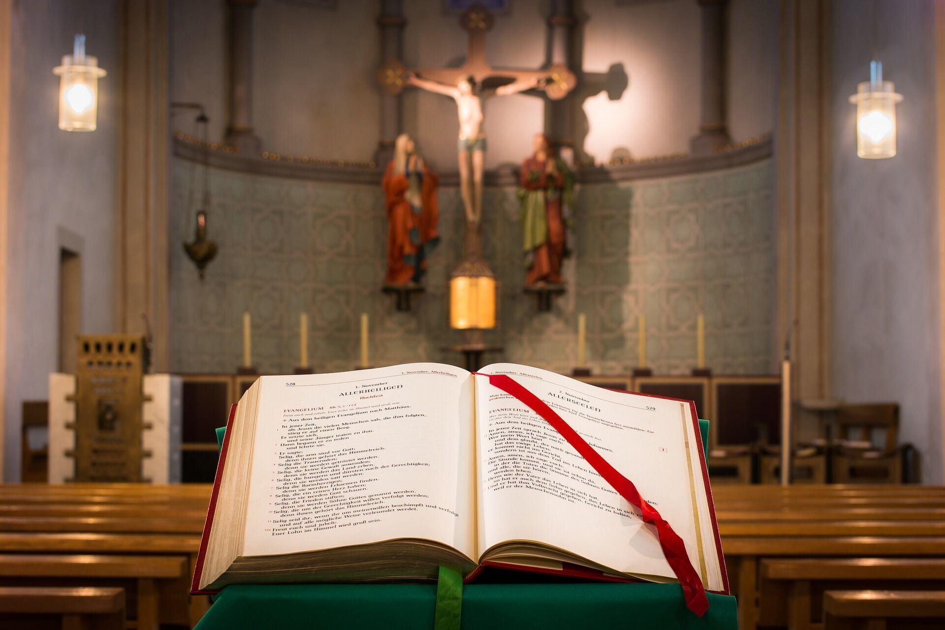 В католицизме Вознесение входит в число великих праздников