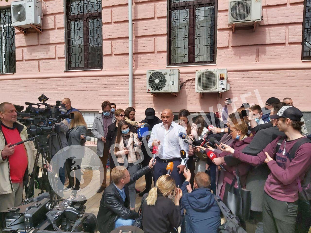 Нардепи від ОПЗЖ захотіли взяти Медведчука на поруки й заплатити заставу