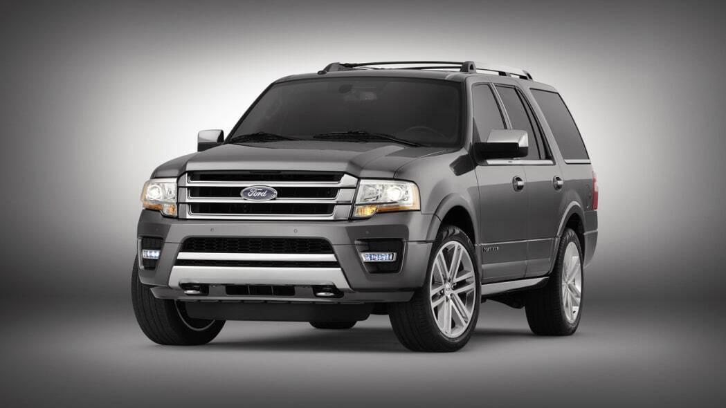 Серед найбільших SUV найбільш вдалим вибором стане Ford Expedition 2009-2014