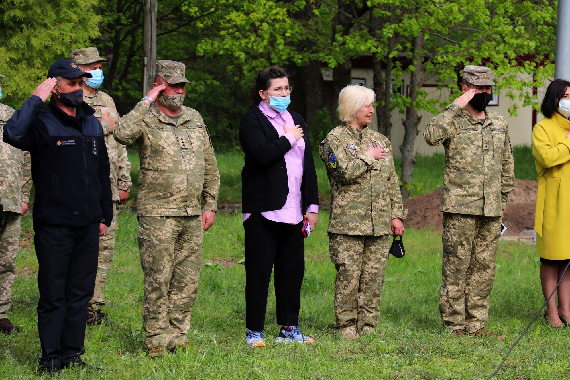Планові навчення з територіальної оборони на Чернігівщині