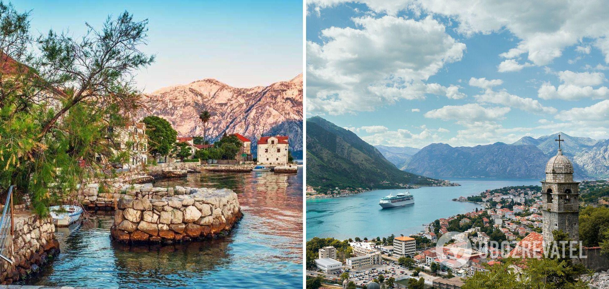 Відпочинок у Чорногорії 2021