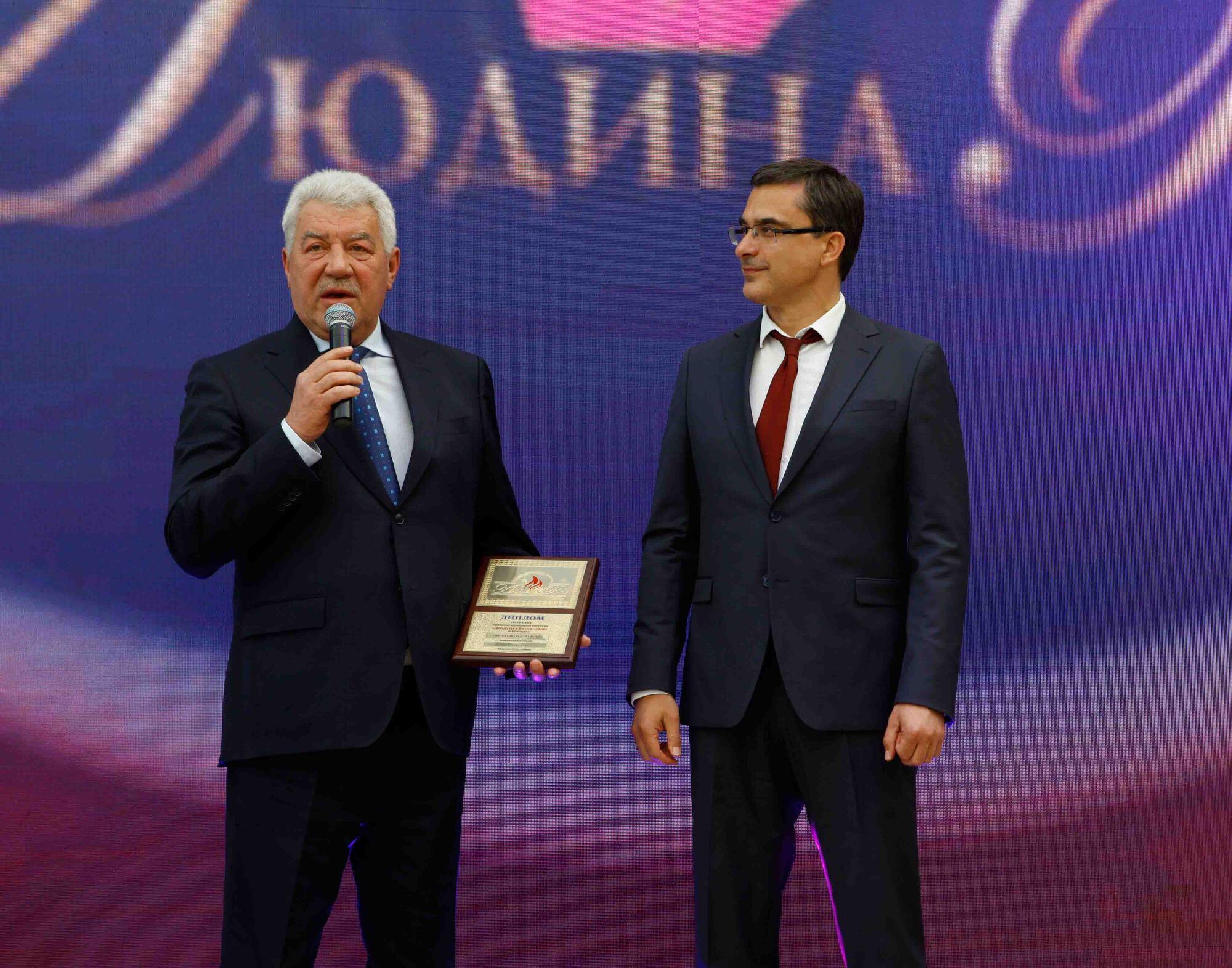 Алексей Рева и Павел Козырев