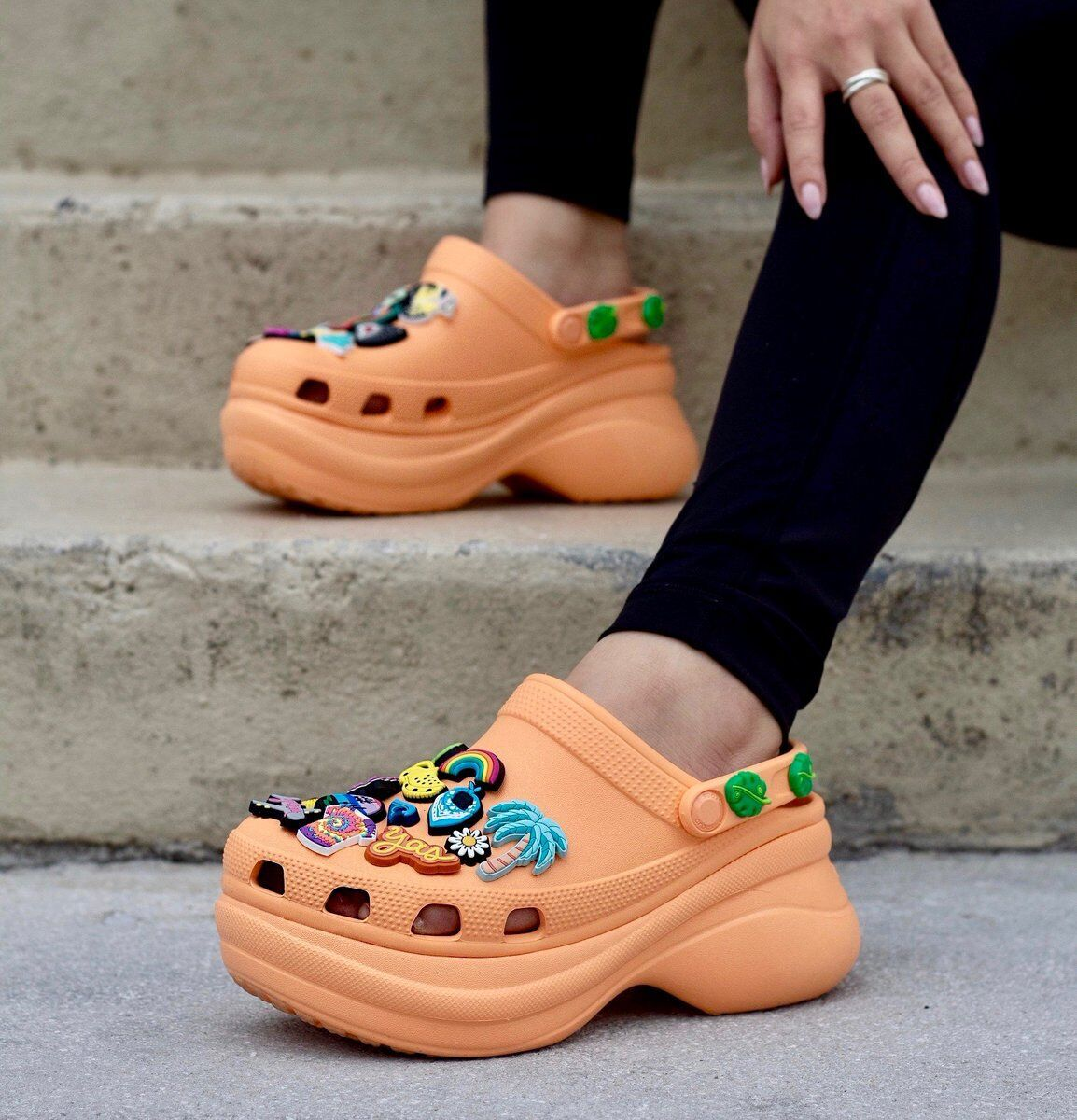 Модные кроксы на лето 2021