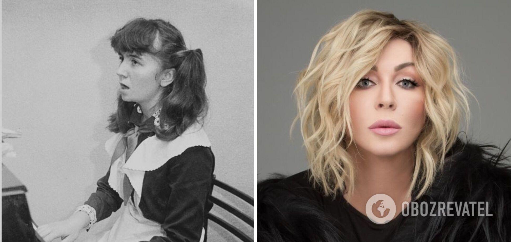 Ірина Білик на випускному виконувала свої пісні.