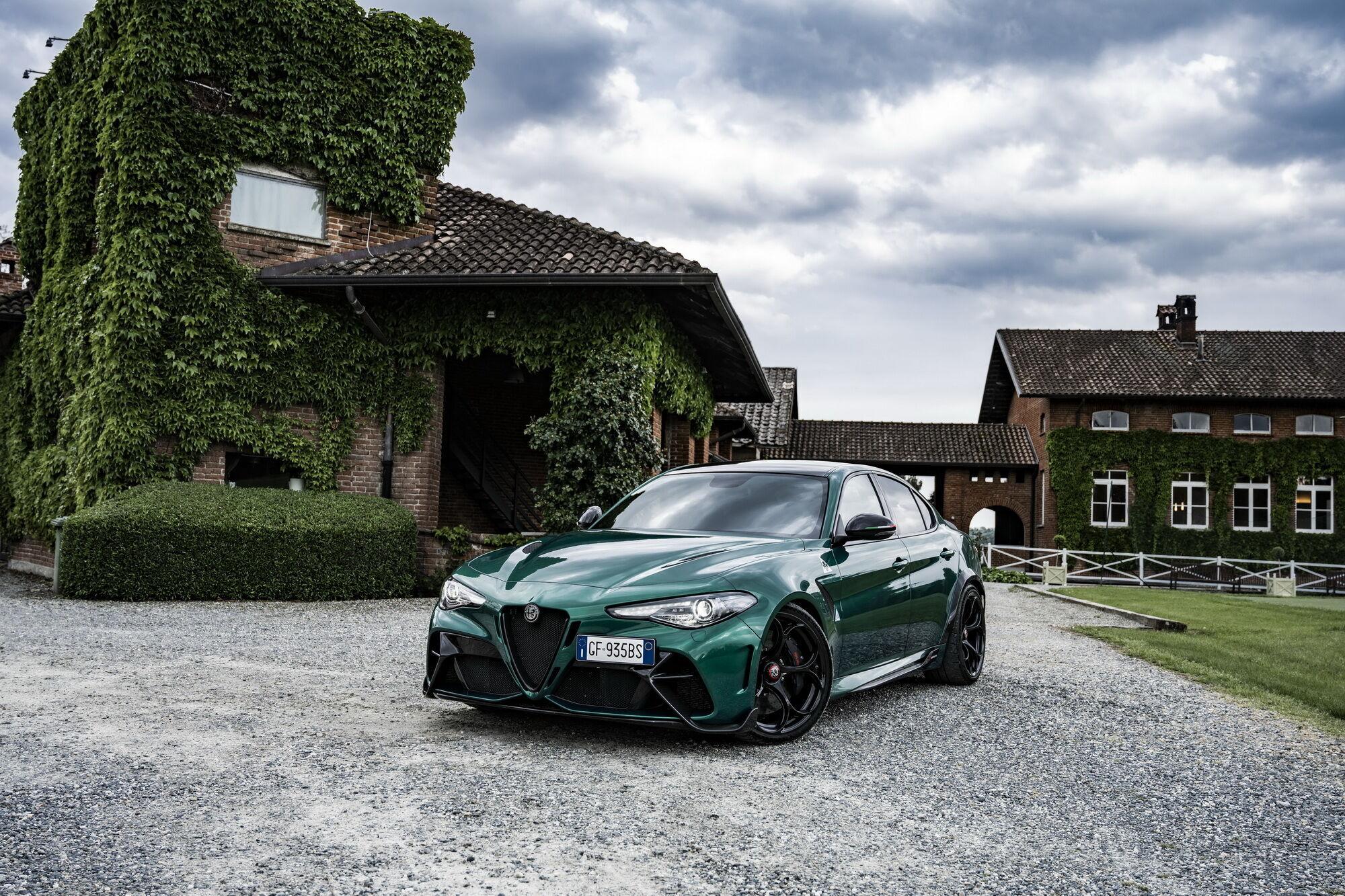 Новинки созданы на основе модели Giulia Quadrifoglio при поддержке компании Sauber Engineering
