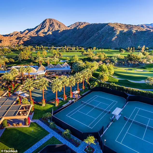 Как выглядит закрытый гольф-клуб в Калифорнии