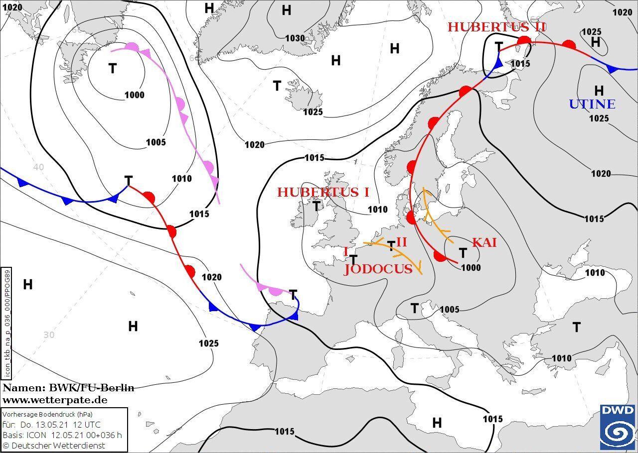 На заході та ще у низці областей України пройдуть дощі