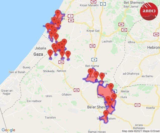 ХАМАС возобновил обстрелы.