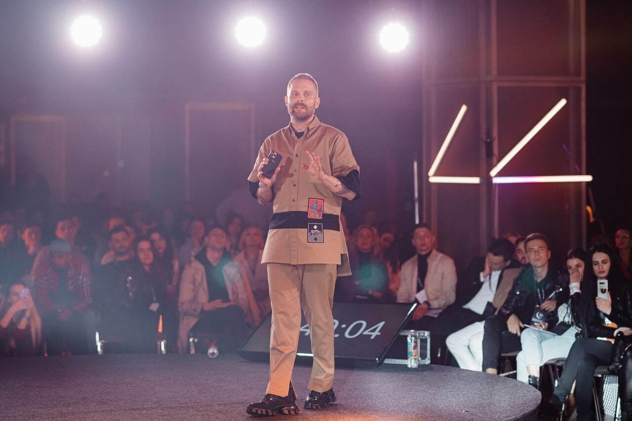 Во время своего выступления Владимир Завадюк рассказал об эмоциях при создании своих шоу