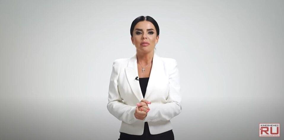 Экс-солистка Тату показала первый предвыборный ролик.