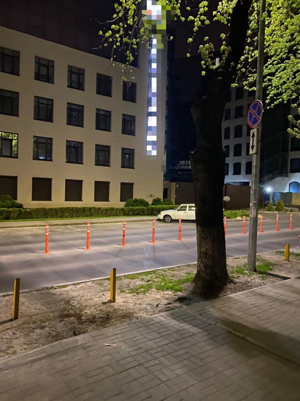 Здание, где произошел теракт.