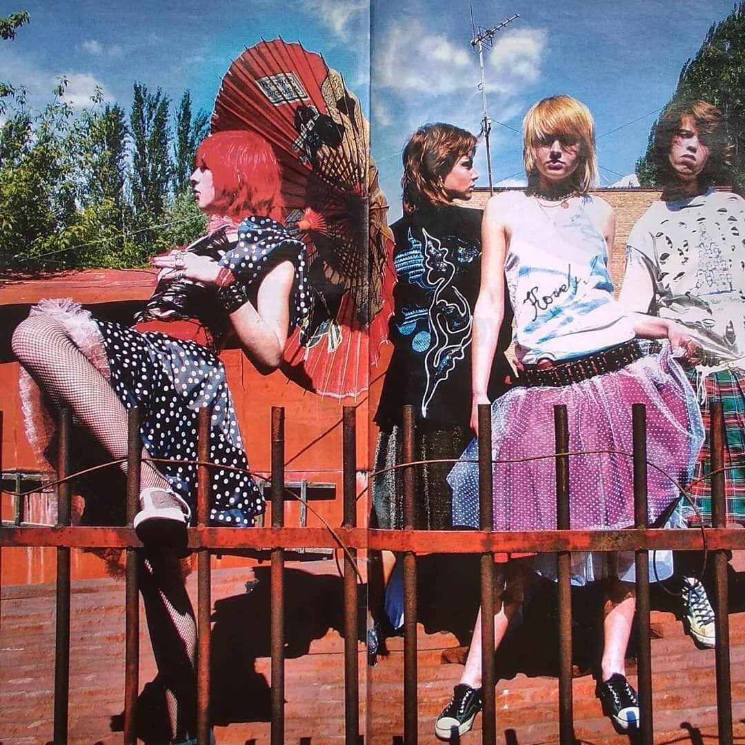 Як одягалися українські жінки у 2000-х