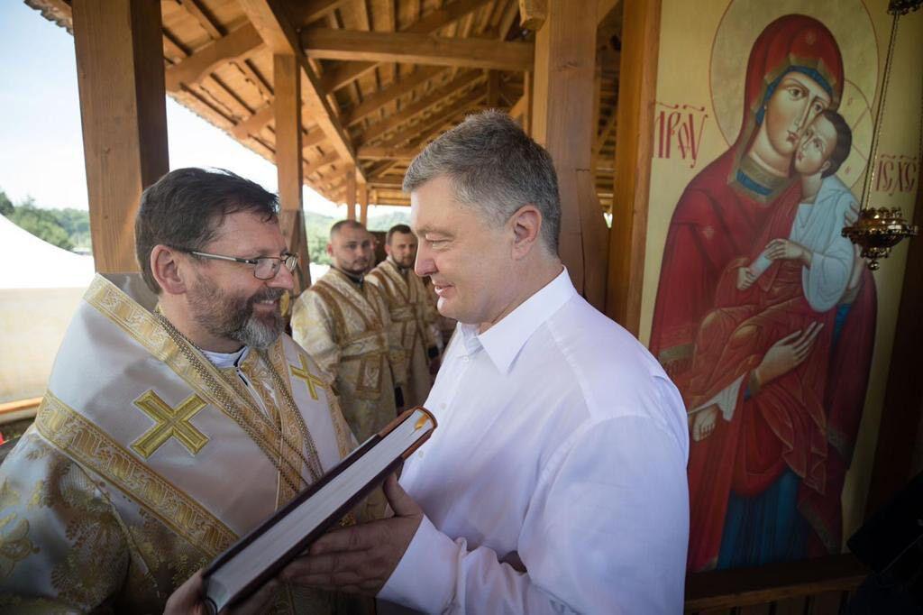 Порошенко пожертвовал $100 тысяч Украинскому католическому университету: на что потратят