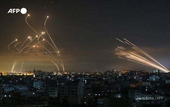 Израиль отвечает на удары так, что противник теряет способность к сопротивлению