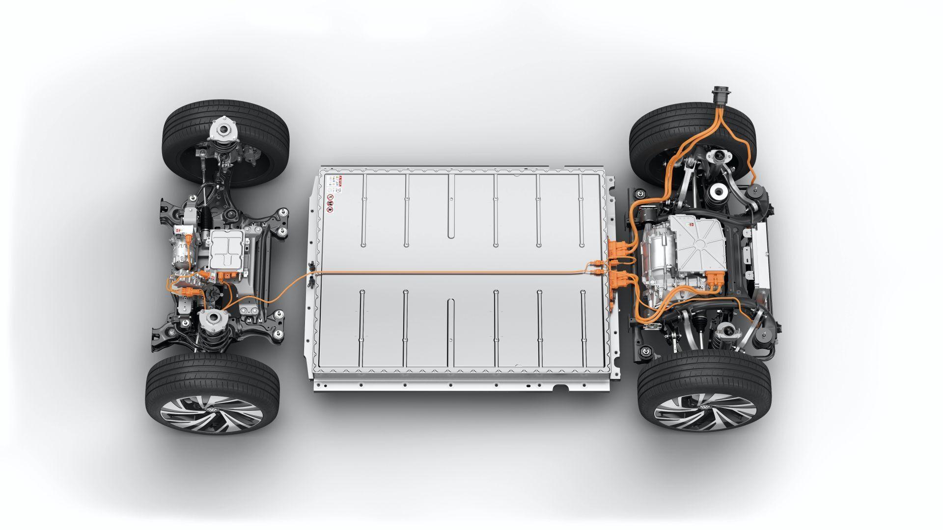 Cпециалисты Ford проводят тесты компактного кроссовера на базе компактной платформы MEB от Volkswagen