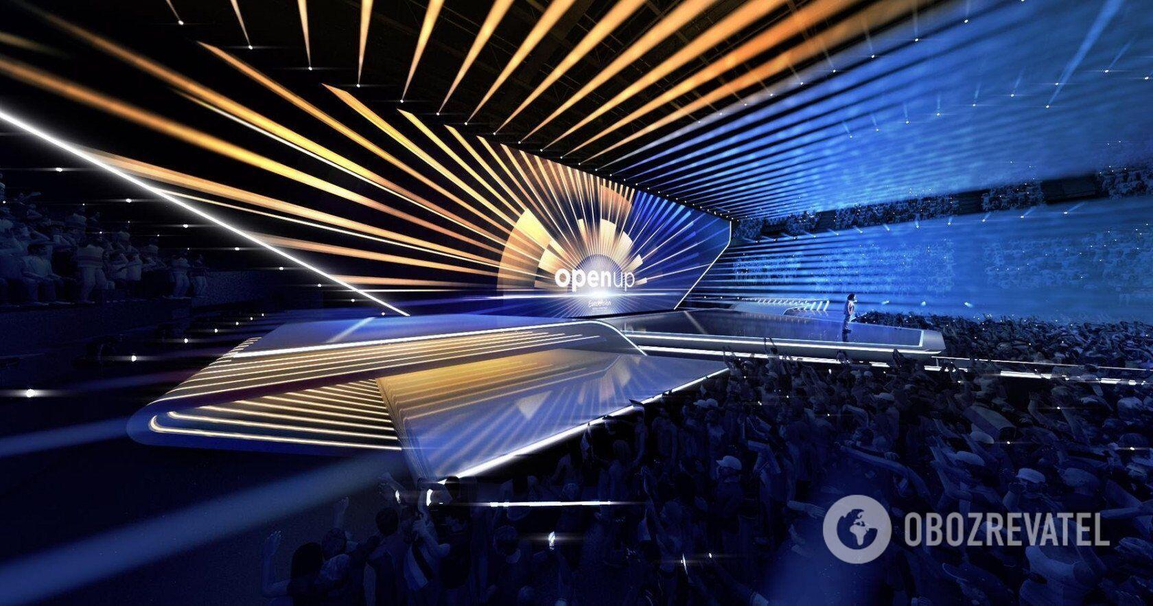 Международный музыкальный конкурс Евровидение-2021
