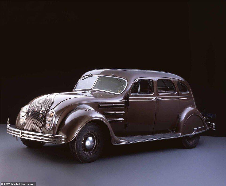 Chrysler Airflow, який випередив свій час