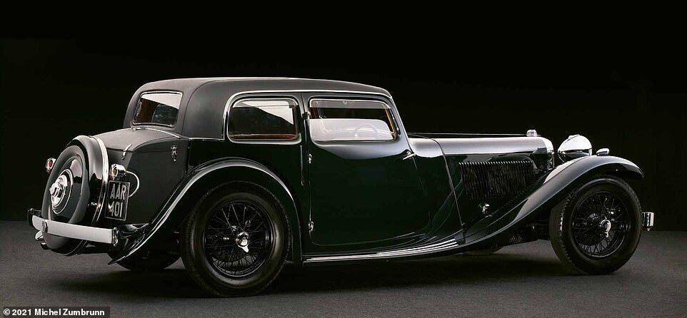 Одна з найбільш значущих машин в історії Британії – SS1