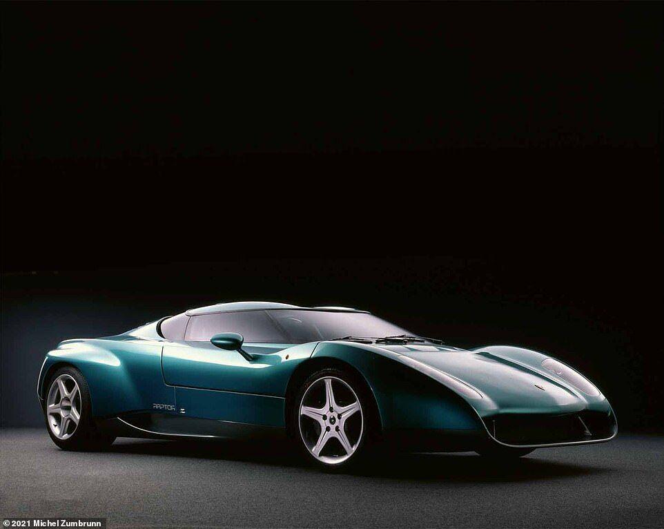 Lamborghini Raptor Zagato мав 492 к.с.