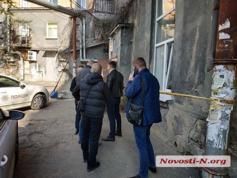 В Николаеве убили известного историка, писавшего про Холокост. Фото 18+