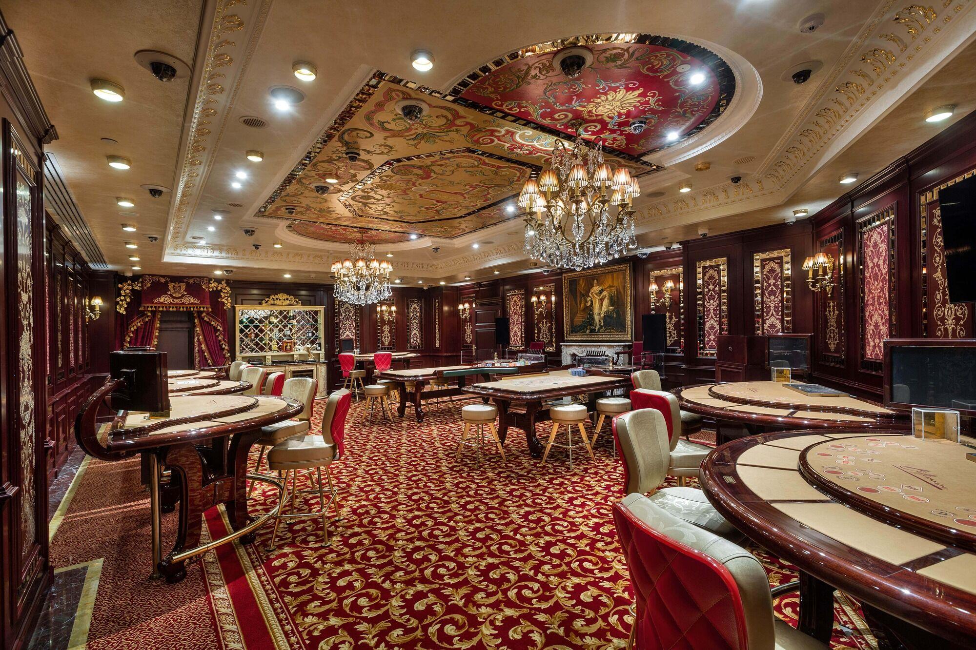 """За зразками світових гральних закладів подібного рівня гостям столичного """"Billionaire Casino"""" будуть доступні додаткові сервіси"""