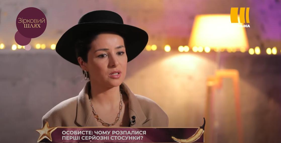 Украинская певица Злата Огневич дала откровенное интервью