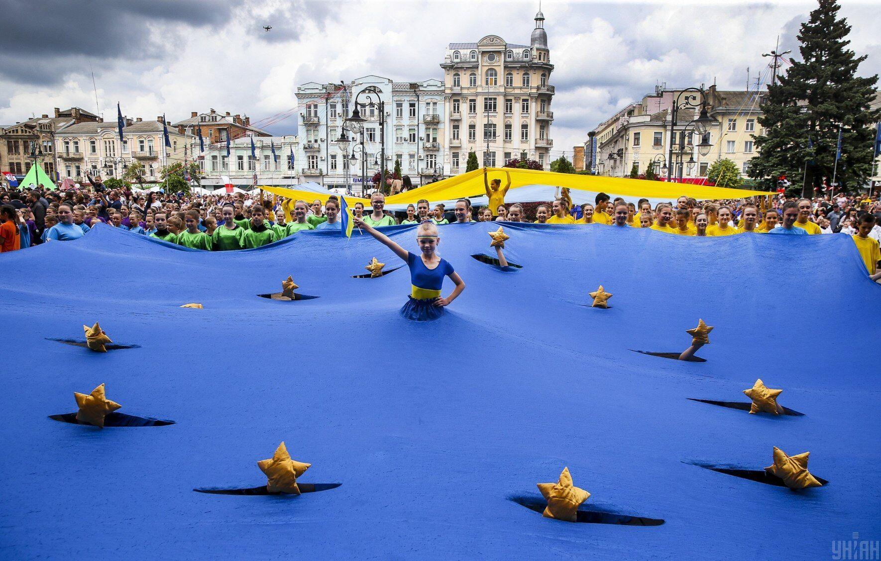 День Европы в Виннице, 2018 год