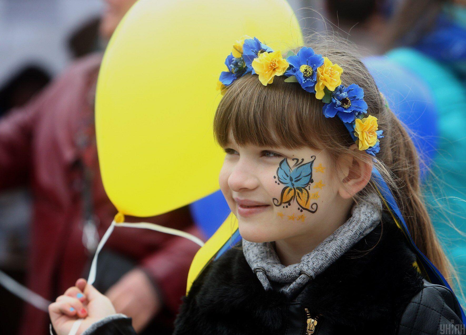 День Европы в Киеве на Софийской площади, 2017 год