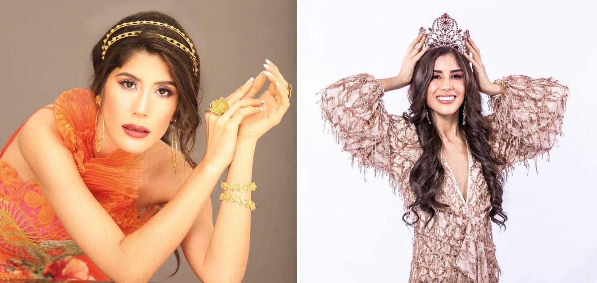 Ванесса Кастро Гильен победила в конкурсе красоты в Парагвае